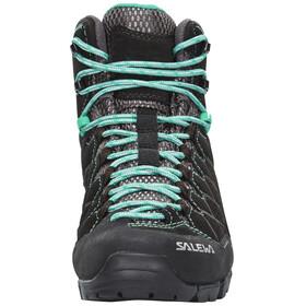 Salewa Alp Trainer Mid GTX - Chaussures Femme - noir